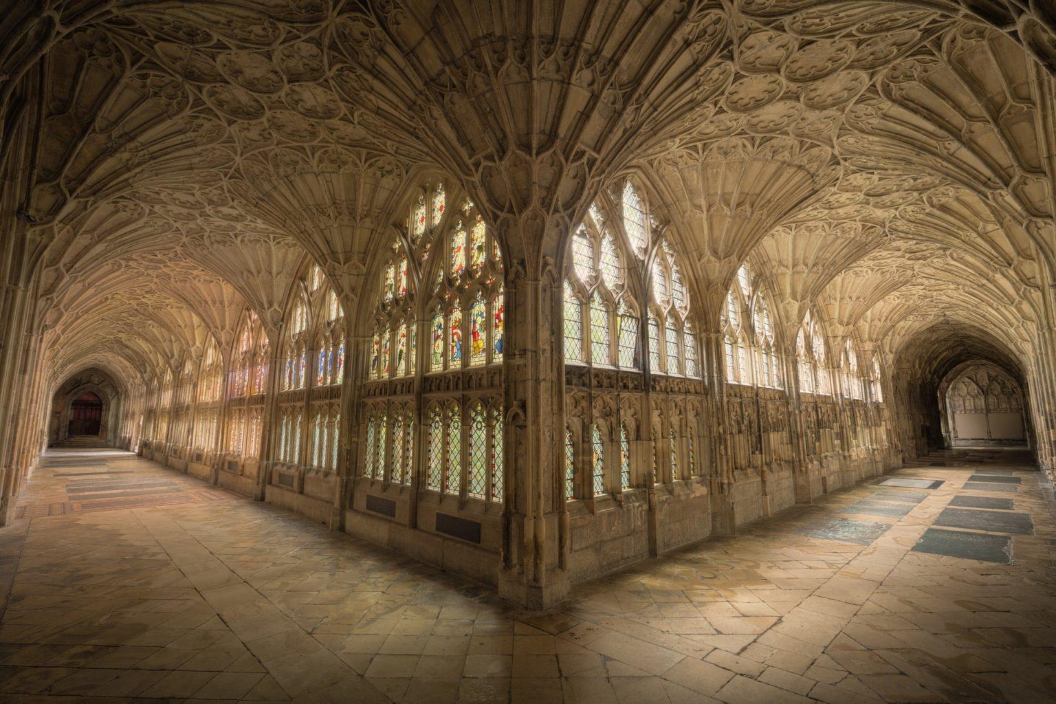 Sacred Geometry in Church