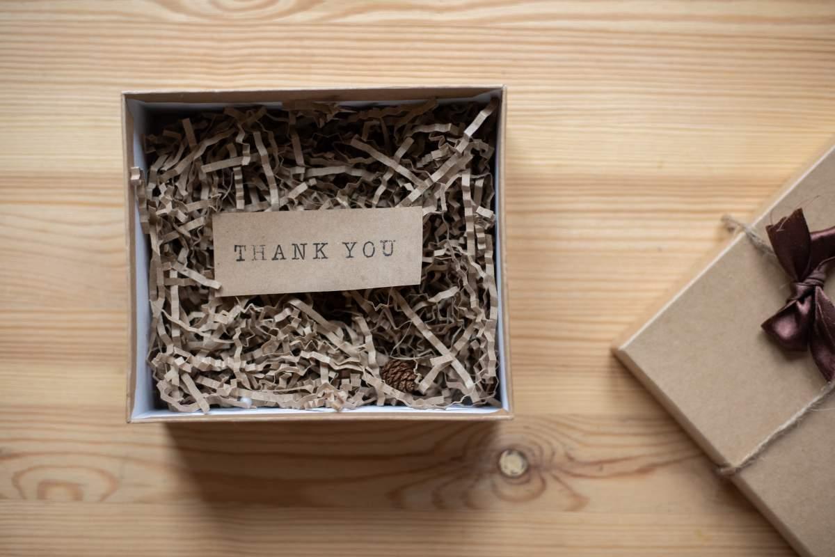 Scientific proof of gratitude